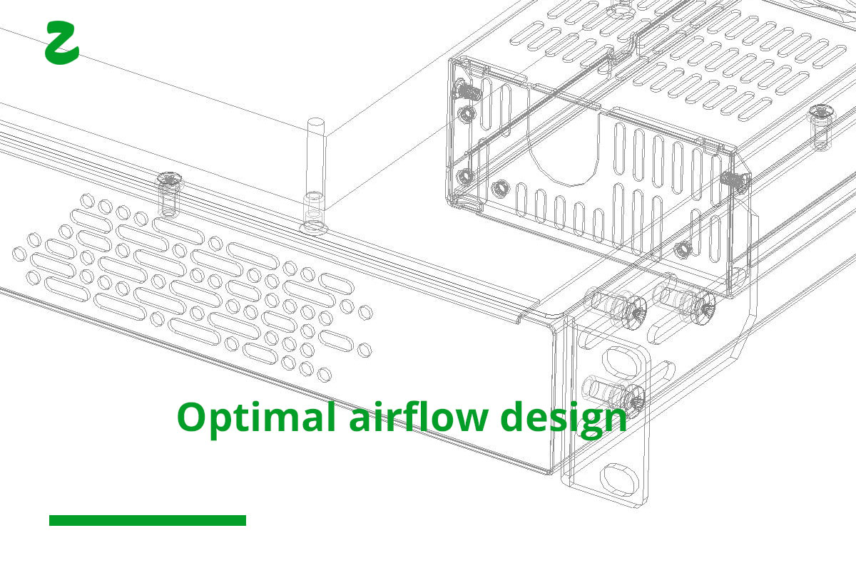 Optimal airflow design