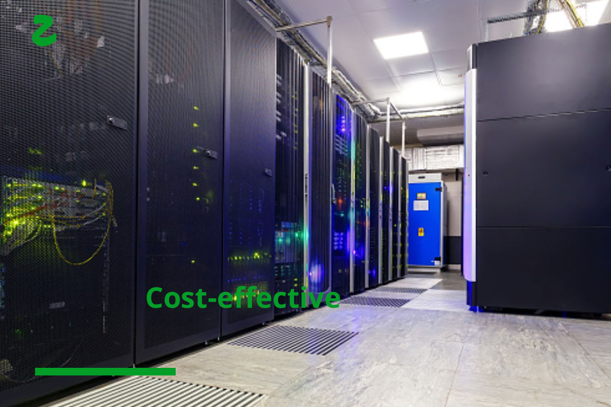 Cost effective solution when datacenter costs are running